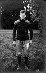 P. G. McKenna, M.A.C. football player, circa 1900-1909