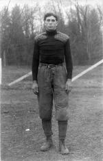 Campbell, M.A.C. football player, circa 1900-1909