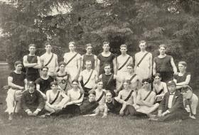 1899 Men's Track Team title=1899 Men's Track Team