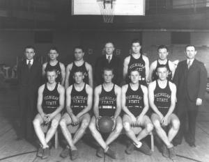 1929 Men's Basketball Team