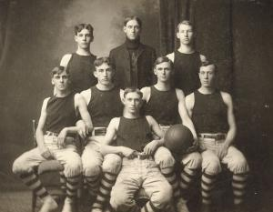 1903 Champion Basketball Team